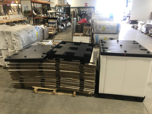 Gaylord Boxes - Kenner Habitat for Humanity ReStore