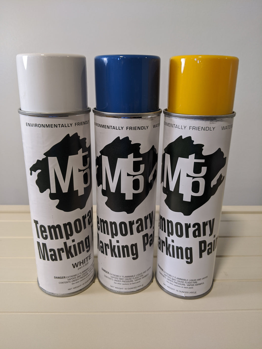 Temporary Marking Paint - New Orleans Area Habitat for Humanity ReStore (Williams Blvd Only)