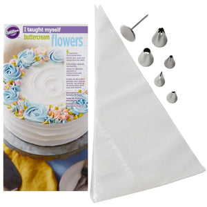 Wilton I Taught Myself® Buttercream Flowers