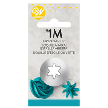 Charger l'image dans la galerie, Wilton Decorating Tip #1M Open Star Carded