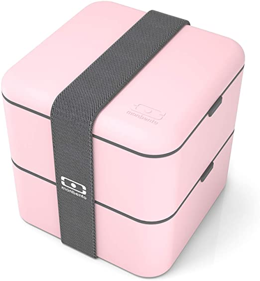 MB Square Lunch Box - Litchi