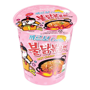 CUP NOODLE HOT CHICKEN CARBO 80g