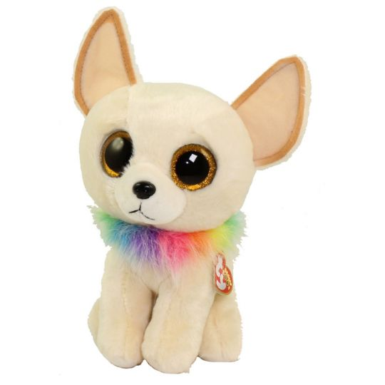 TY Beanie Boos Medium - CHEWEY the Chihuahua Dog