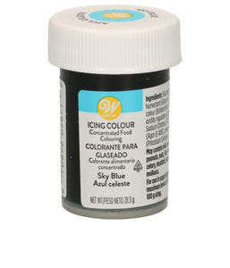 Wilton Icing Color - Sky Blue - 28g