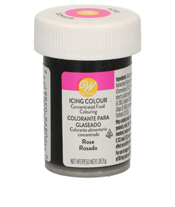 Wilton Icing Color - Rose - 28g