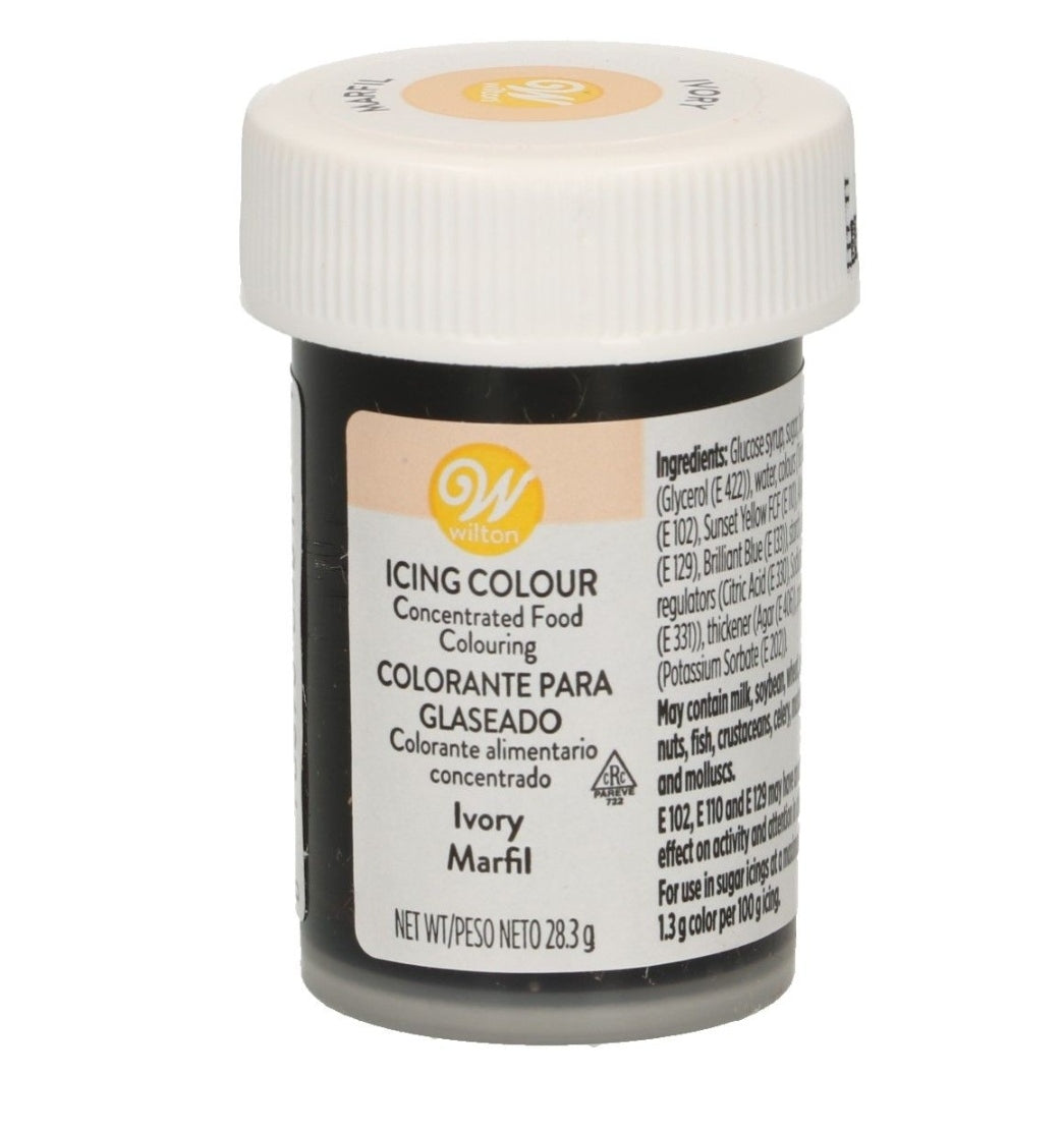 Wilton Icing Color - Ivory - 28g