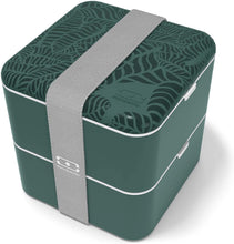 Charger l'image dans la galerie, LUNCH BOX MONBENTO MB SQUARE JUNGLE 1.7L