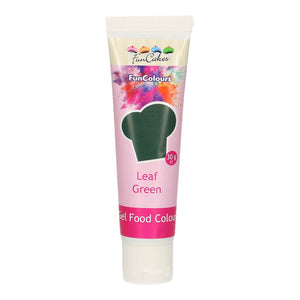 FunCakes Gel Colorant Alimentaire FunColours - Leaf Green