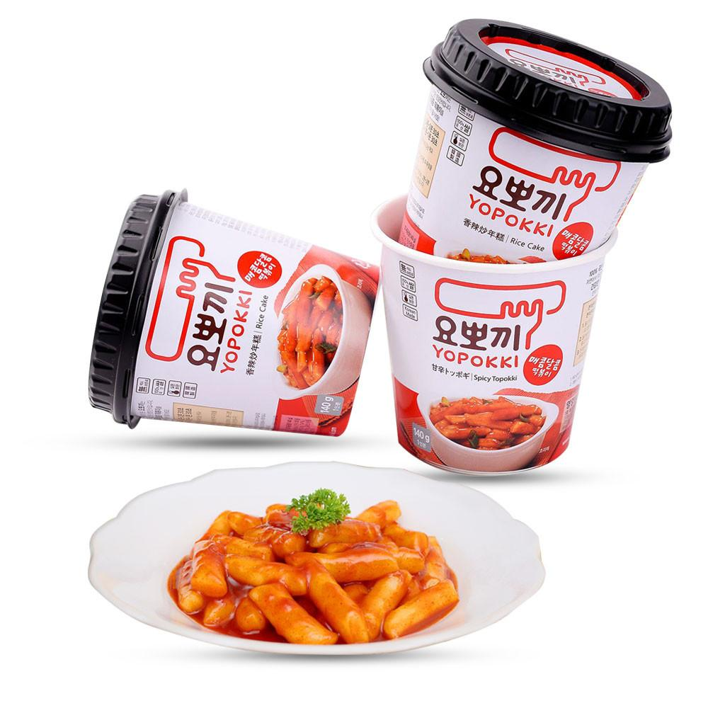 TOPOKKI EPICE INSTANT CUP 140G