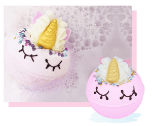 Bomb Cosmetic - Bombe de bain The Last Unicorn 160g