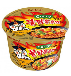 BIG BOWL RAMEN HOT CHICKEN CURRY