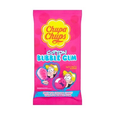 Chupa chups cotton Bubble gum