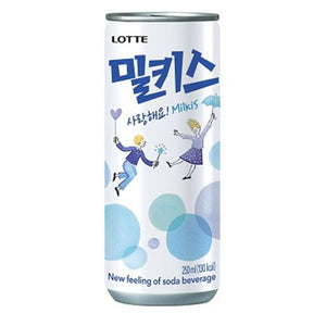 MILKIS (MILK SODA) 250ML