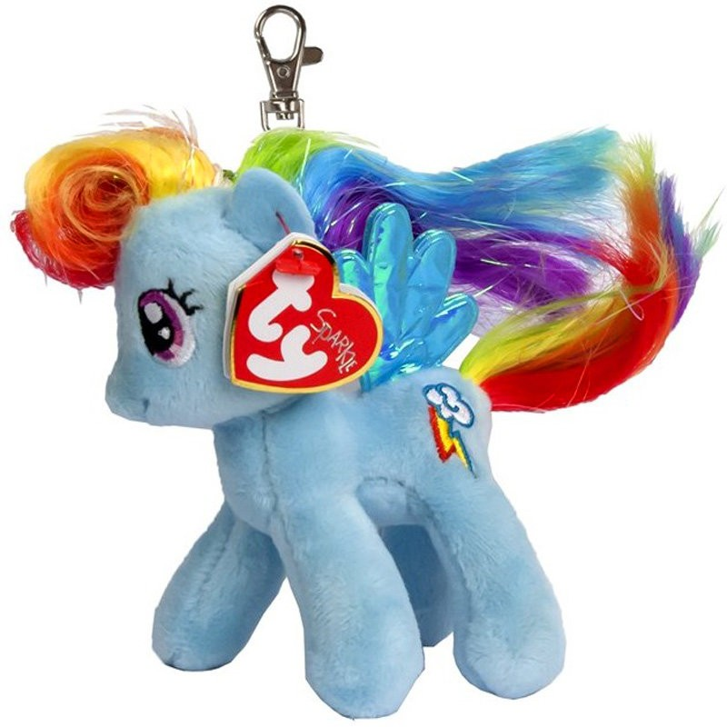 My Little Pony - Porte-clés Rainbow Dash