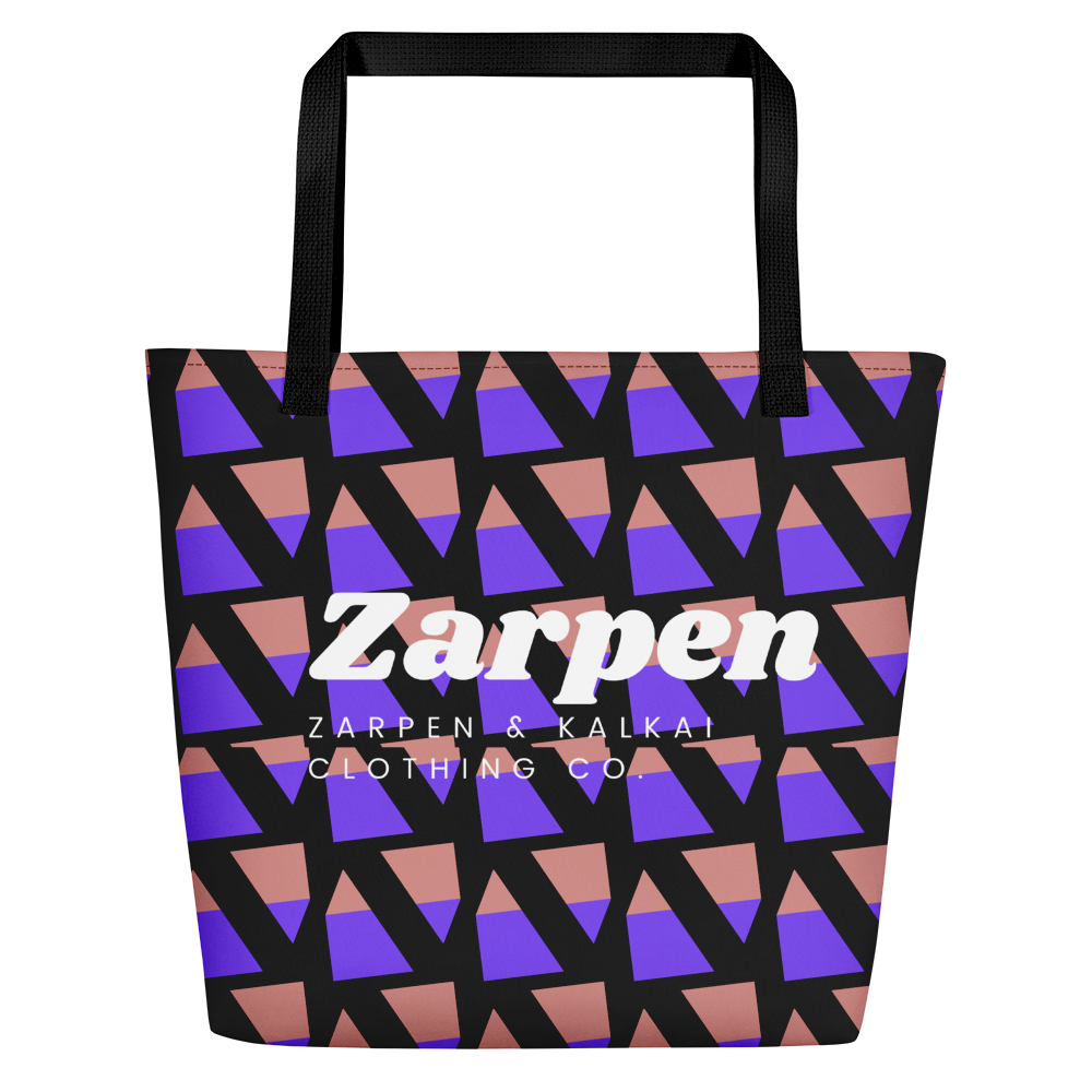 Zarpen Beach Bag