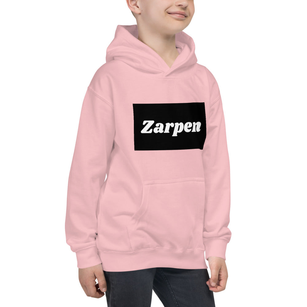 Pink child's hoodie