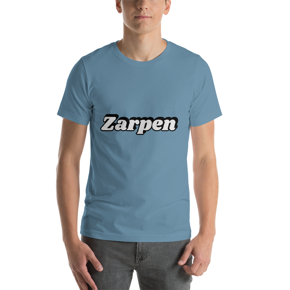 Zarpen Adult Short-Sleeve Unisex T-Shirt