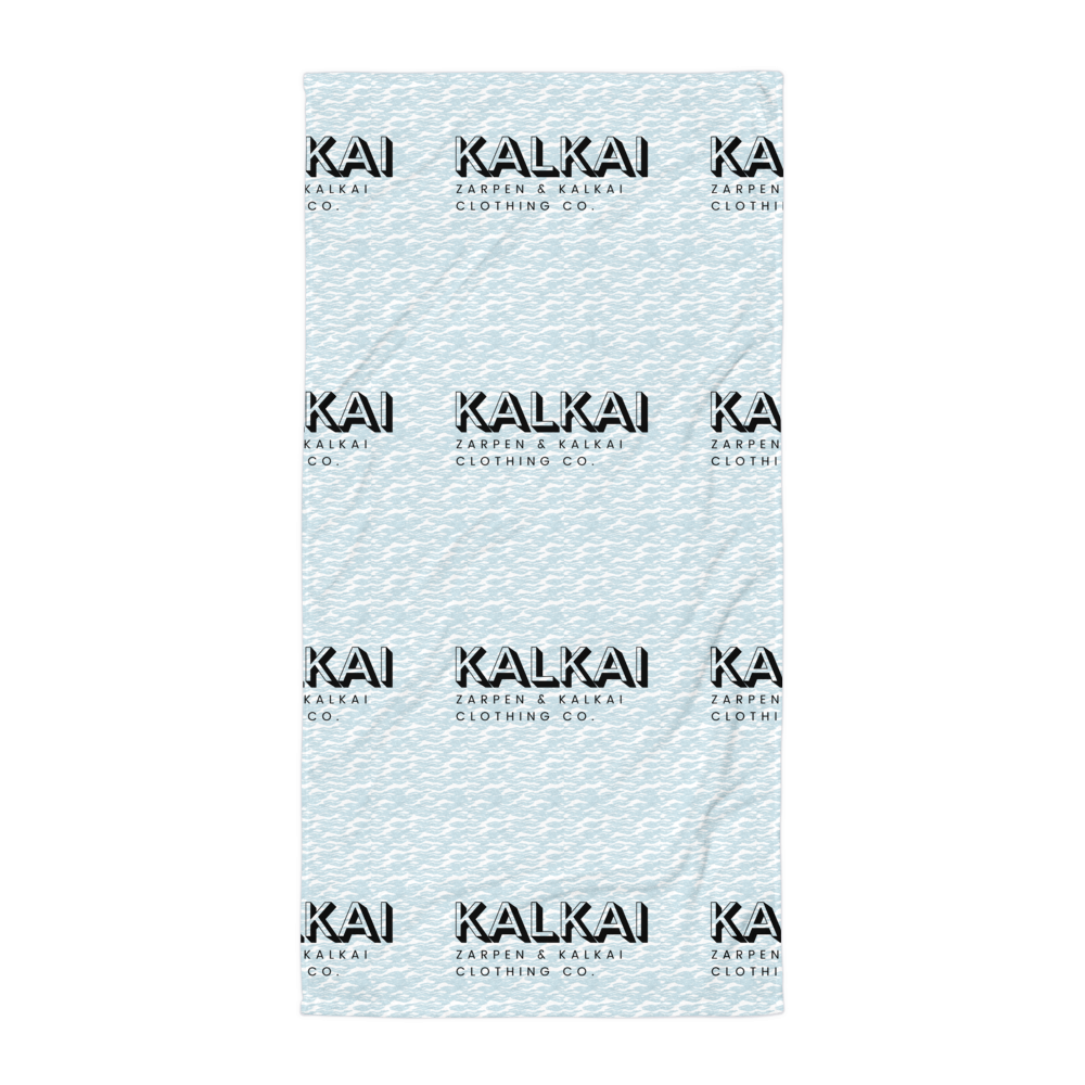 Kalkai Ocean Beach Towel