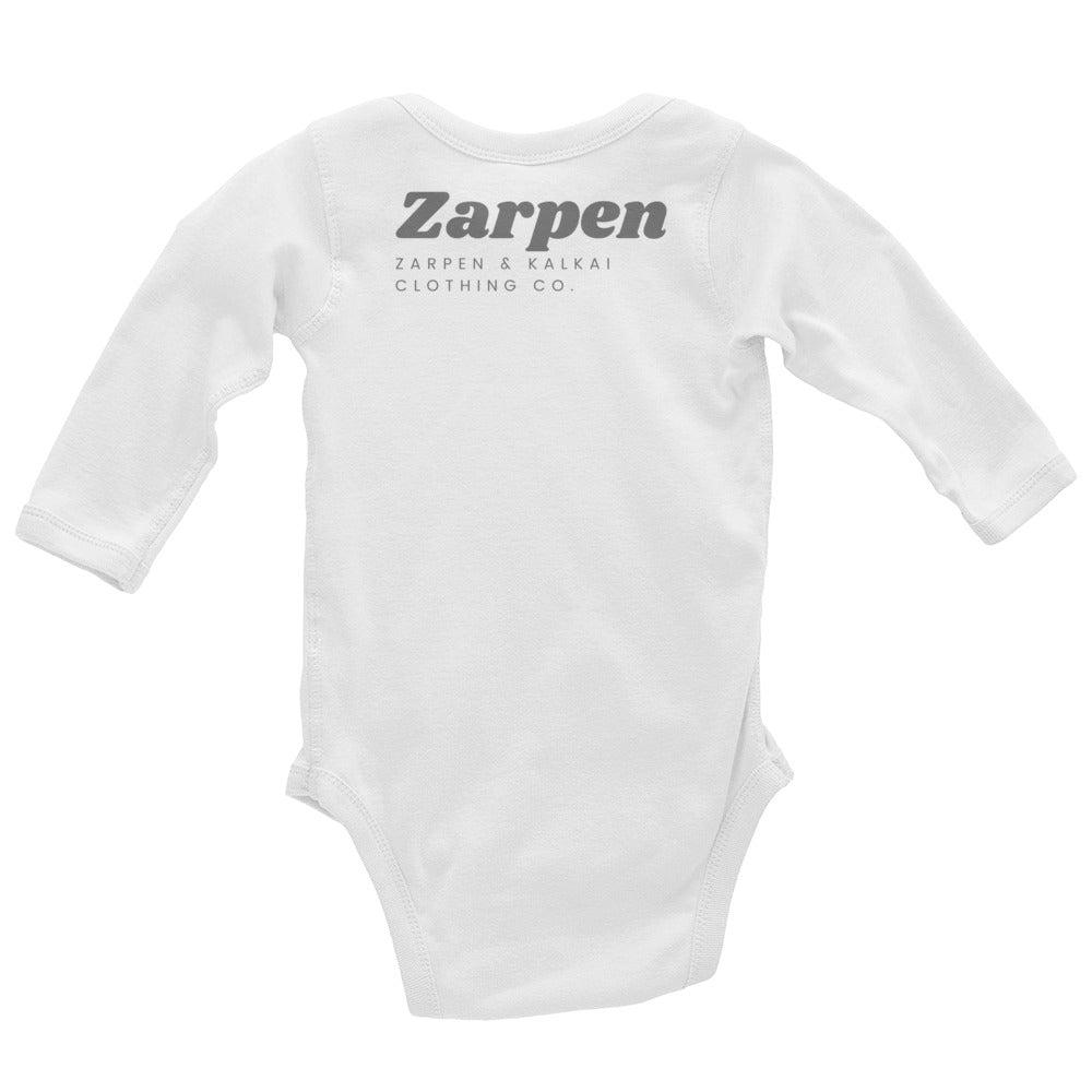 Long sleeve Zarpen bodysuit