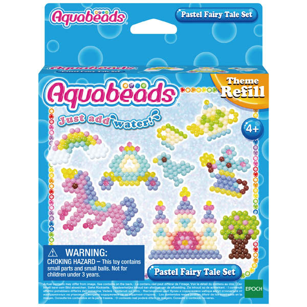 Aquabeads Pastel Fairy Tale Set