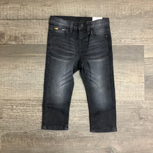 Load image into Gallery viewer, Mayoral Little Boys Black Washed Soft Denim Jean
