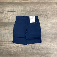 Load image into Gallery viewer, Boys Slim Fit  Marine Navy Classic Twill Short