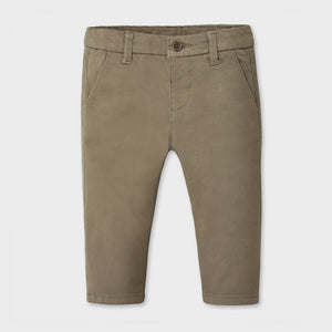 Mayoral Boys Basic Khaki Pant