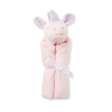 Load image into Gallery viewer, Angel Dear PINK UNICORN Cuddly Blankie