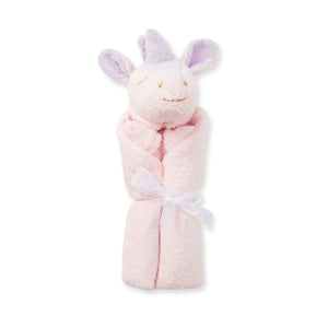 Angel Dear PINK UNICORN Cuddly Blankie