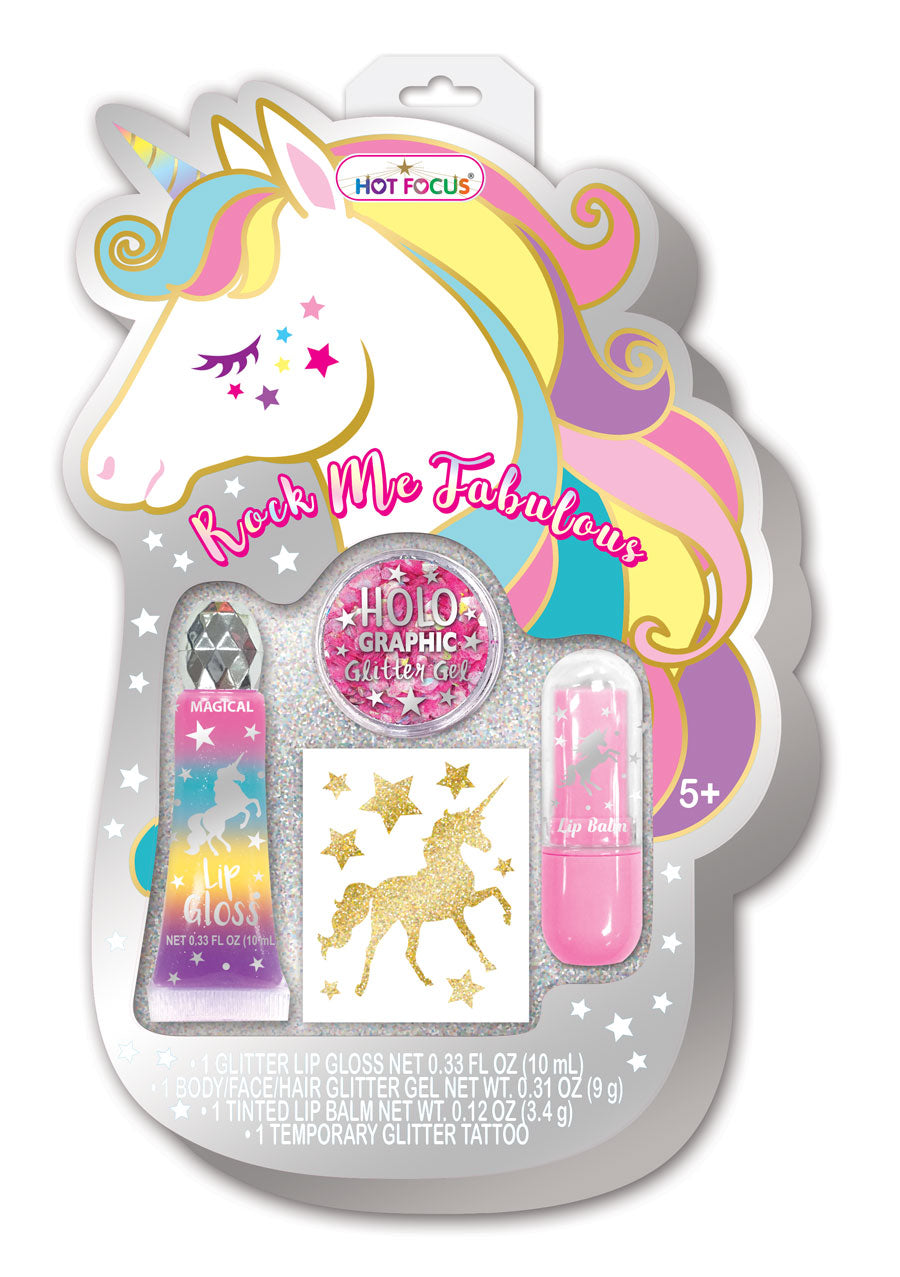 Hot Focus Rock Me Fabulous, Unicorn