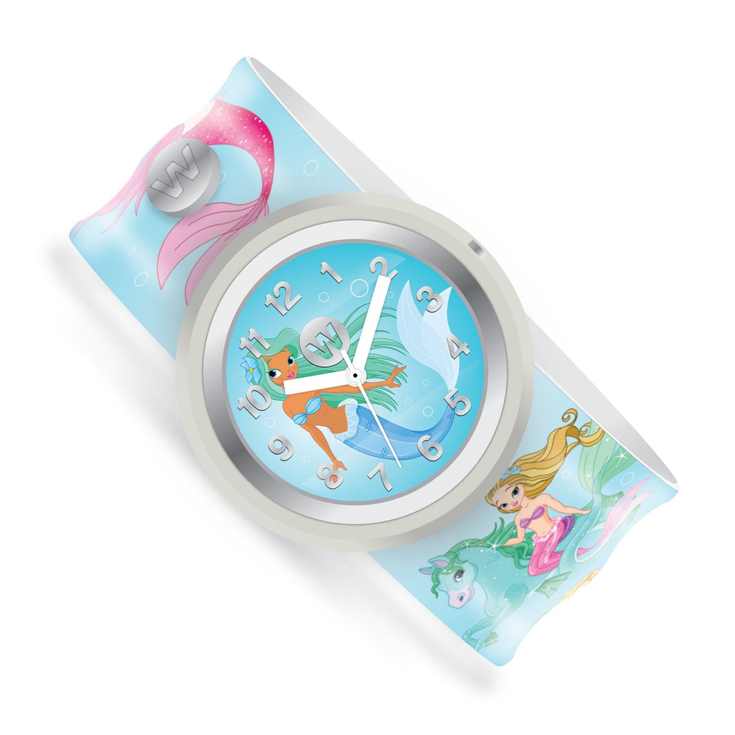 Watchitude MERMAID PARTY Slap Watch