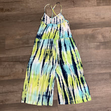 Load image into Gallery viewer, Tie Dye Castaway Jumpsuit