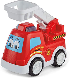 Kidoozie Talk 'n Roll Radio Control Fire Engine