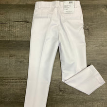 Load image into Gallery viewer, Leo & Zachary Boys White Dress Pants