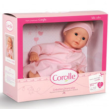 "Load image into Gallery viewer, Bebe Calin ""Charming Pastel Stripe"" 12"" Doll"