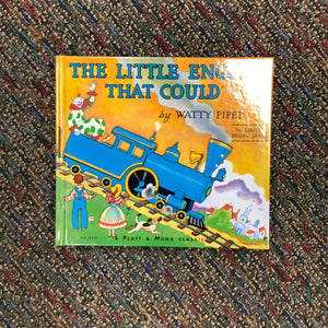 "Books To Bed ""The Little Engine That Could"" Book"