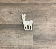 Load image into Gallery viewer, Ultra-Soft Plush Llama Ring Rattle