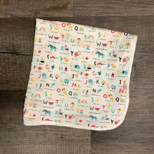 Load image into Gallery viewer, Magnetic Me ABC Love Swaddle Blanket