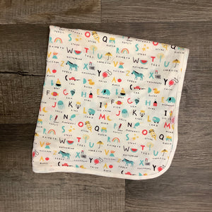 Magnetic Me ABC Love Swaddle Blanket