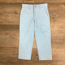 Load image into Gallery viewer, Boys River Blue Twill Pants