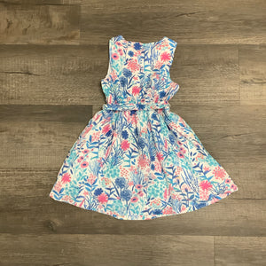 Beautiful Floral Print Dress w/ Petticoat
