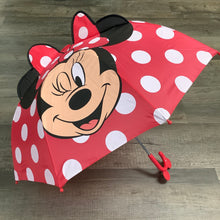 Load image into Gallery viewer, Minnie Mouse Raincoat