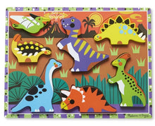 Load image into Gallery viewer, Melissa & Doug Chunky Puzzle