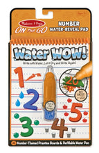 Load image into Gallery viewer, Melissa & Doug On the Go Water Wow!