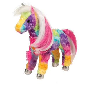 Douglas Jacinta RAINBOW Unicorn Plush
