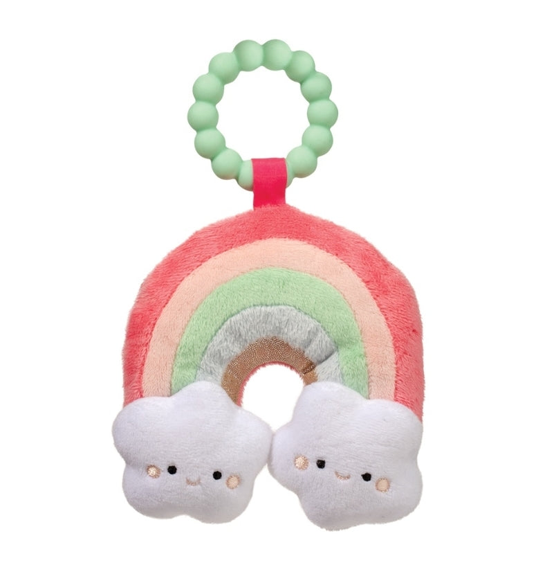 Douglas RAINBOW Lil' Sshlumpie Teether