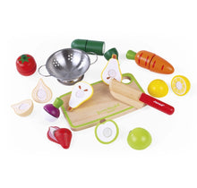 Load image into Gallery viewer, Janod Fruits & Vegetable Maxi Set