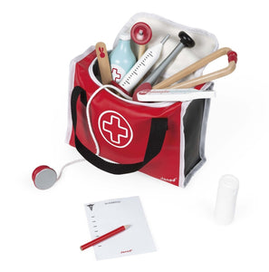 Janod Doctor's Suitcase Set