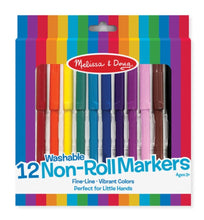 Load image into Gallery viewer, 4221 Melissa & Doug NON_ROLL Markers