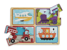 Load image into Gallery viewer, Melissa & Doug Natural Play Wooden Jigsaw Puzzle